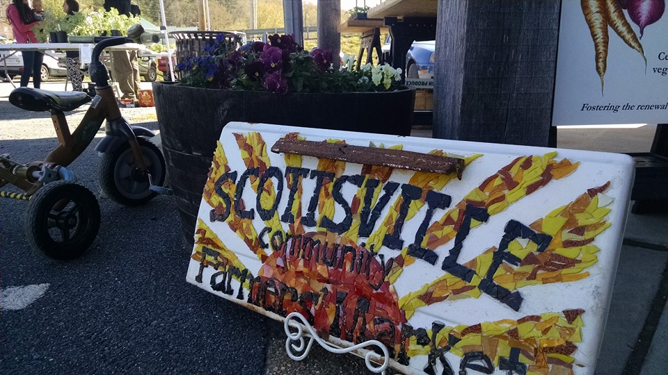Scottsville Community Market